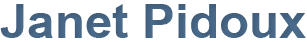 janet pidoux logo